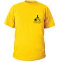 T-Shirt Damen Logo klein